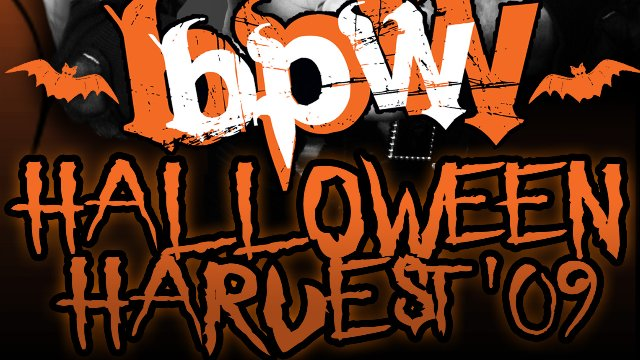 BPW 5 - Halloween Harvest