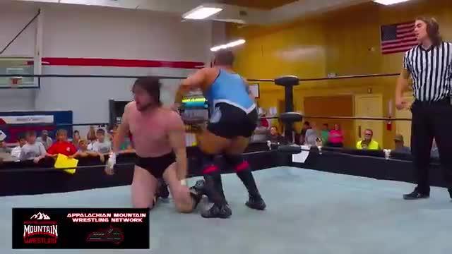 John Noble vs. Derek Neal - AMW Championship Match 7.6.18