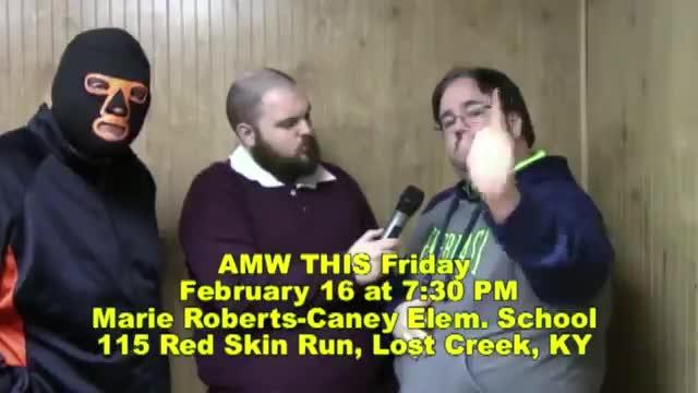 AMW-TV Episode 75: February 10, 2018