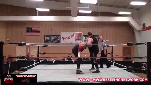 Stan Sierra vs. Kyle Maggard - Miller Family Fun Center 1.11.19