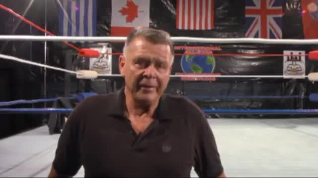Ronnie Garvin Interview