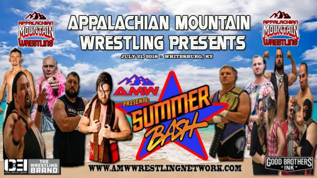 AMW SUMMERBASH 2018