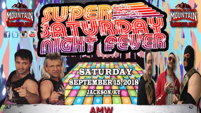 AMW Super Saturday Night Fever: AMW Tag Team Championship Match - The Family vs. The Rock N Roll Express