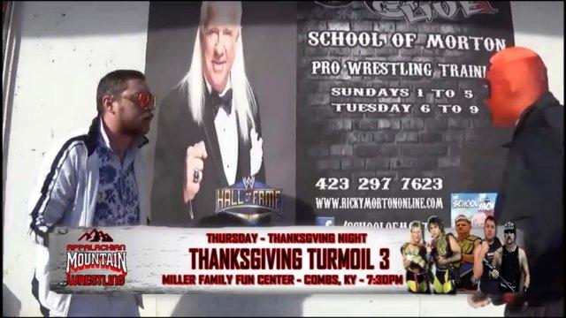 AMW-TV Episode 115: November 17, 2018