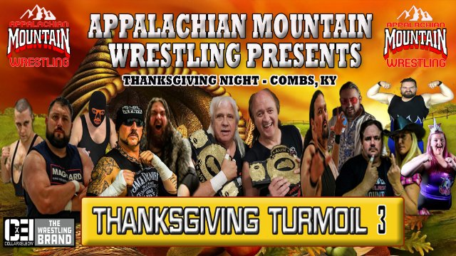 AMW THANKSGIVING TURMOIL 2018