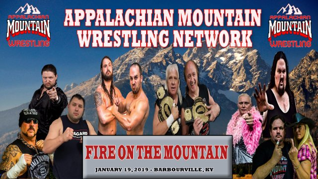 AMW FIRE ON THE MOUNTAIN 2019