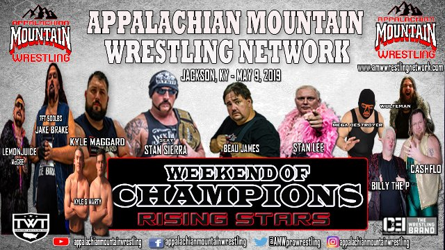 AMW WEEKEND OF CHAMPIONS 2019 NIGHT 1: RISING STARS