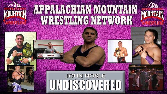 JOHN NOBLE: UNDISCOVERED