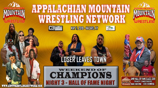 AMW WEEKEND OF CHAMPIONS 2019 NIGHT 3: HALL OF FAME NIGHT