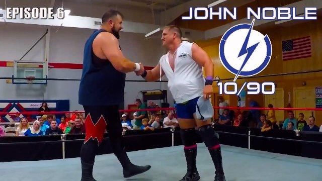 JOHN NOBLE 10/90 Episode 6: AMW Champion