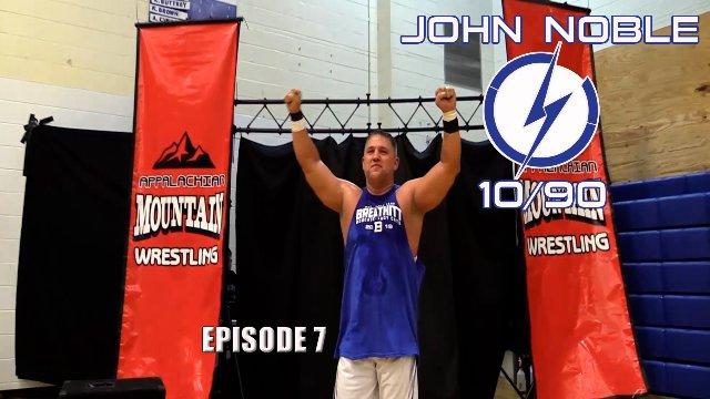 JOHN NOBLE 10/90 Episode 7: Betrayal