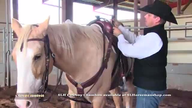 """SLH Cowboy Chambon """"How to"""" video"""