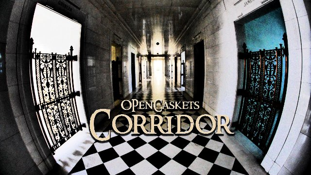 Open Caskets: Corridor