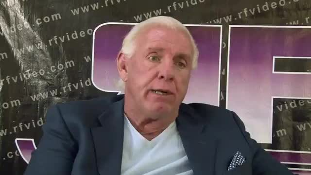 Ric Flair 2009-2013 Shoot Interview