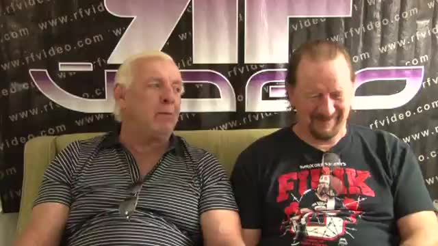 Face Off Vol. 16- Ric Flair & Terry Funk