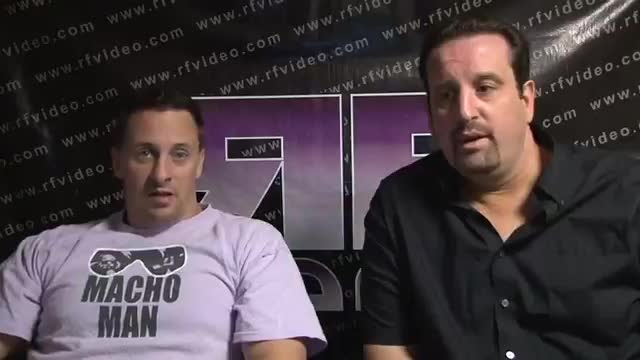 Behind Closed Doors with Tommy Dreamer & Danny Doring