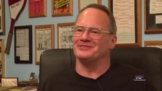 Wrestling A Z With Jim Cornette Rf Video