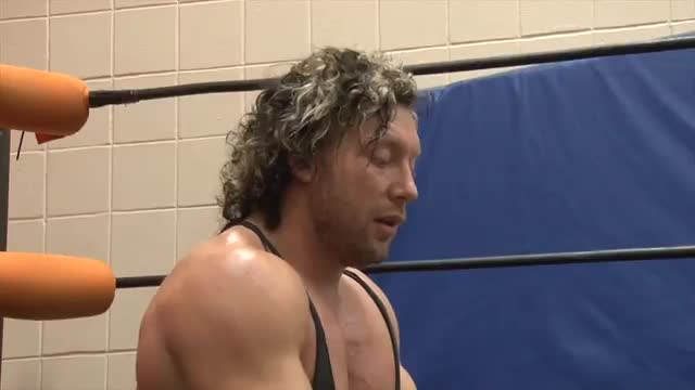 In The Ring with Kenny Omega