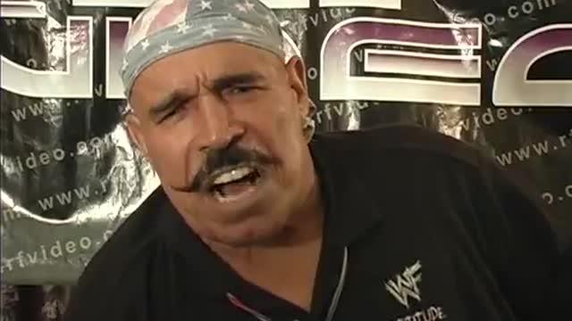 Iron Sheik 2004 Shoot Interview