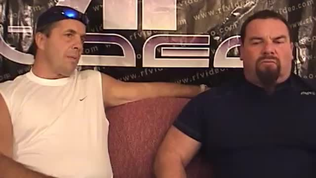 The Hart Foundation Shoot Interview