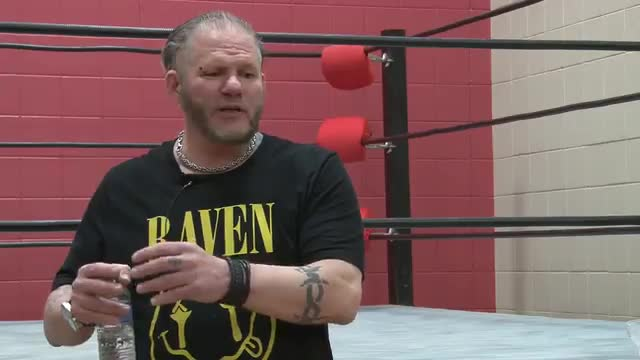 In The Ring with Raven