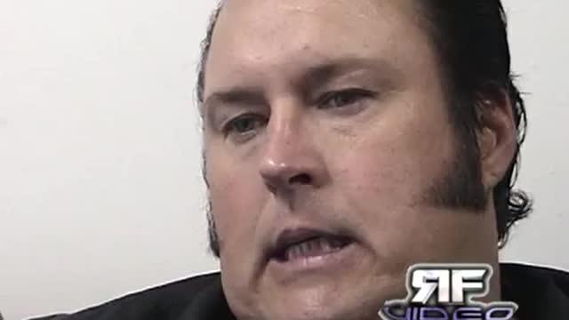Honky Tonk Man Shoot Interview