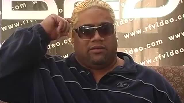 Rikishi Shoot Interview