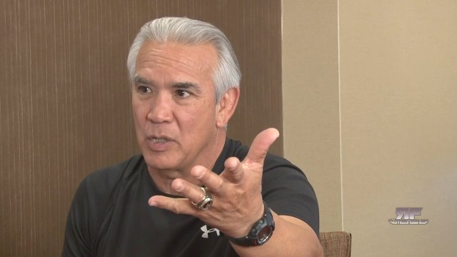 Reflections with Ricky Steamboat