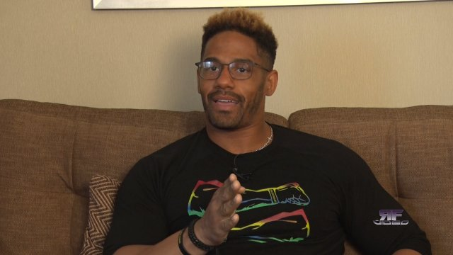 Fred Rosser fka Darren Young Shoot Interview