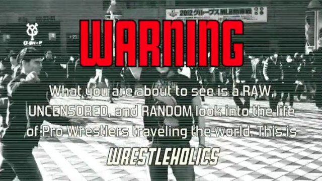 Wrestleholics Volume 1