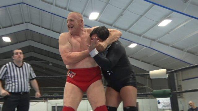 Nikolai Volkoff's last match