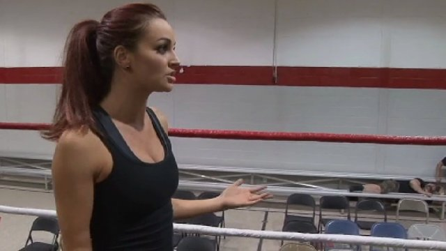 Sharing My Knowledge with Maria Kanellis