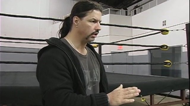In the Ring with Al Snow