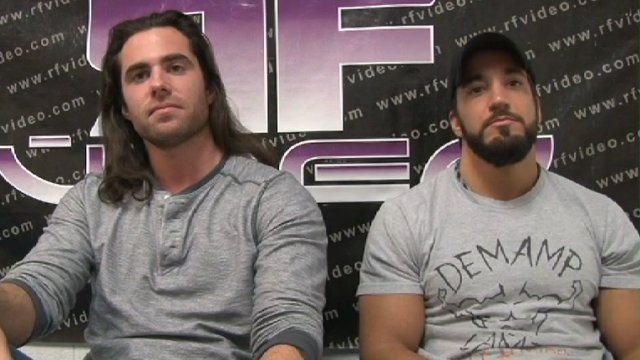 Wrestling's Best Unsigned Talents Vol. 2- Tony Nese & Alex Reynolds