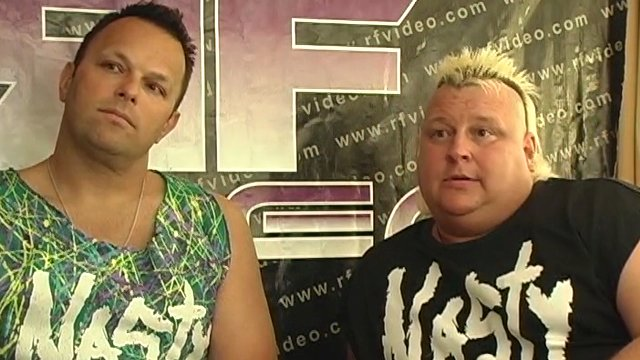 Nasty Boys Shoot Interview