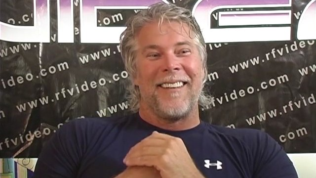 Kevin Nash Shoot Interview