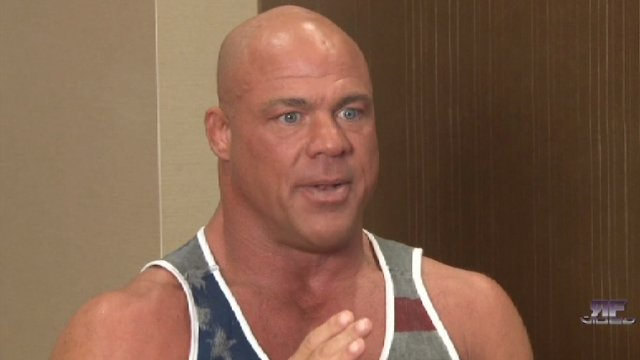 Reflections with Kurt Angle