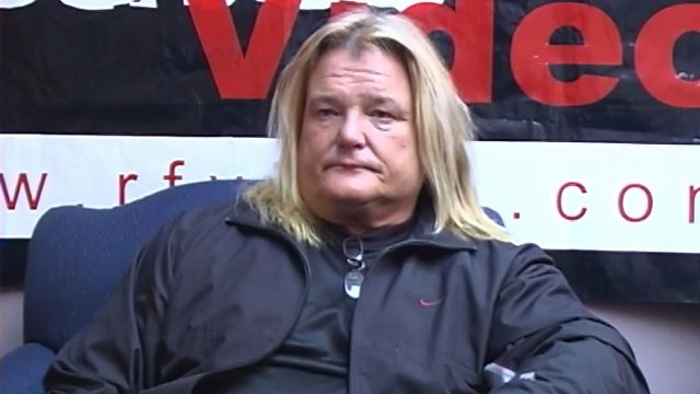 Behind Closed Doors with Greg Valentine