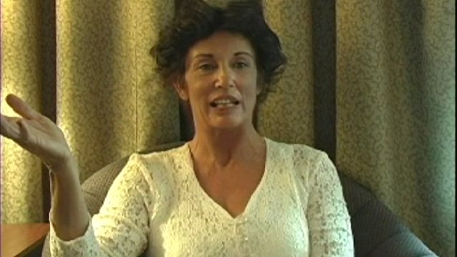 Sherri Martel Shoot Interview