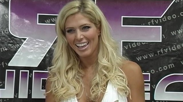Torrie Wilson Shoot Interview