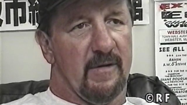 Terry Funk Shoot Interview