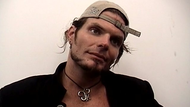 Jeff Hardy Shoot Interview
