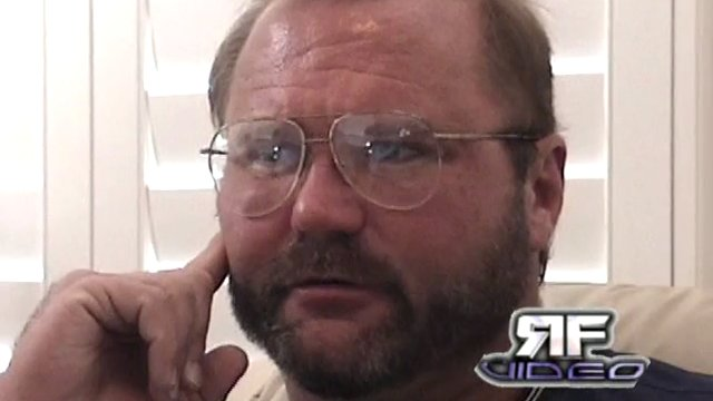 Arn Anderson Shoot Interview