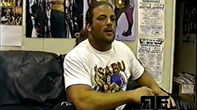 Rob Van Dam Shoot Interview