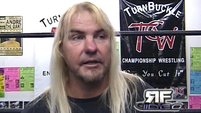 Barry Windham Shoot Interview