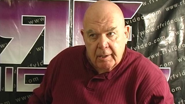 George Steele Shoot Interview