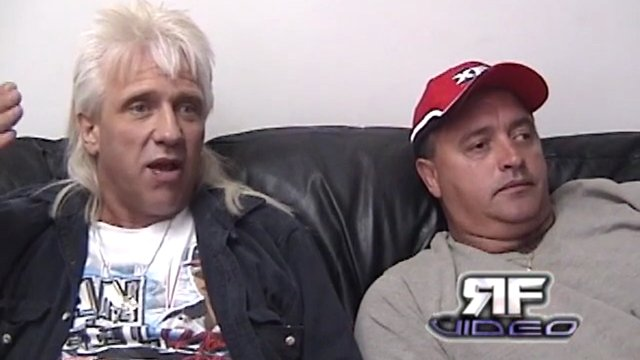 Rock N Roll Express Shoot Interview
