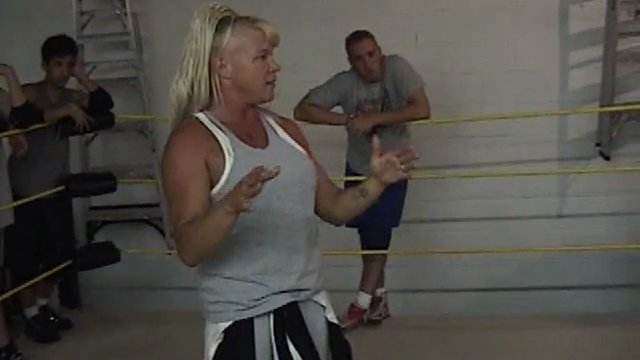 In The Ring with Luna Vachon