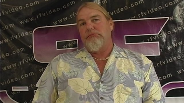 Barry Windham Vol. 2 Shoot Interview