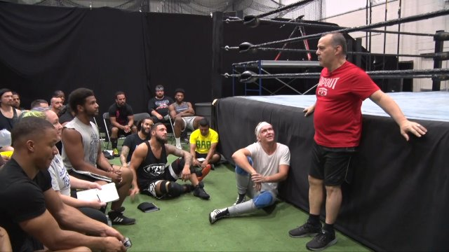 In The Ring with Dean Malenko